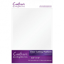 Crafters Companion Clear Cutting Platform (A Plate)
