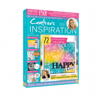 Crafters Companion Crafters Inspiration Issue 21 Edition