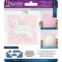Crafters Companion Diesire Classiques - Dainty Daisies