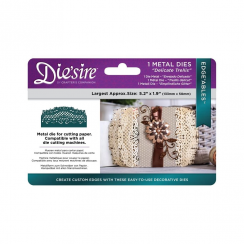 Crafters Companion Diesire Edgeables - Delicate Trellis