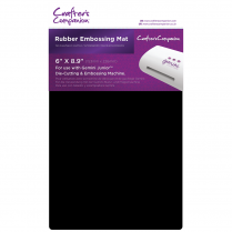 Crafters Companion Gemini Junior Accessories - Rubber Embossing Mat