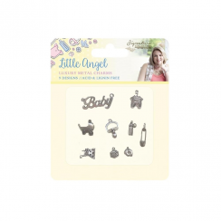 Crafters Companion Sara Signature Collection - Little Angel Metal Charms