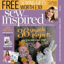 Crafters Companion Sew Inspired - Issue 7
