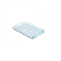 Crafters Companion The Ultimate Pen Storage Tray - Single CLEAR Tray