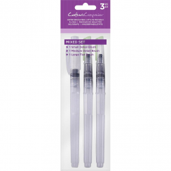 Crafters Companion Water Valve Brushes – Set 1
