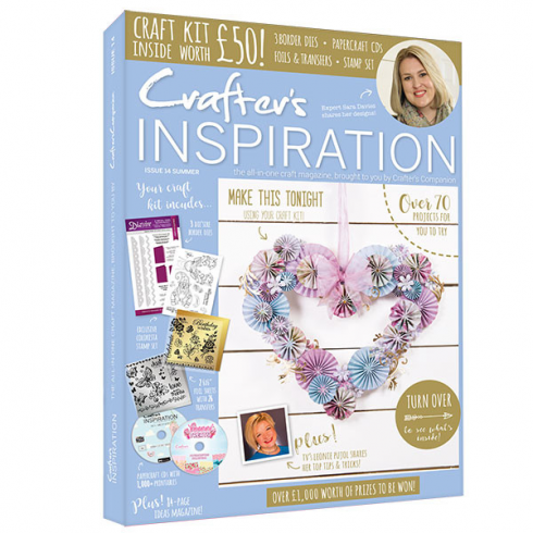 Crafters Inspiration Issue 14 Summer Edition
