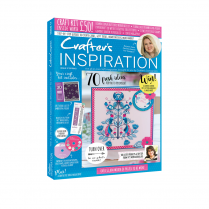 Crafters Companion Crafters Inspiration Issue 17 - Spring Edition