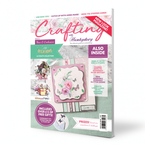 Hunkydory Crafting with Hunkydory - Issue 45