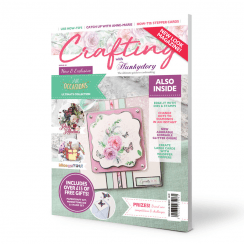 Crafting with Hunkydory - Issue 45