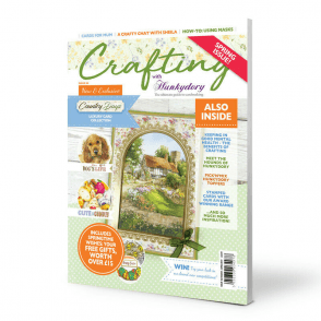 Crafting With Hunkydory Project Magazine 46 - with over 90 Projects