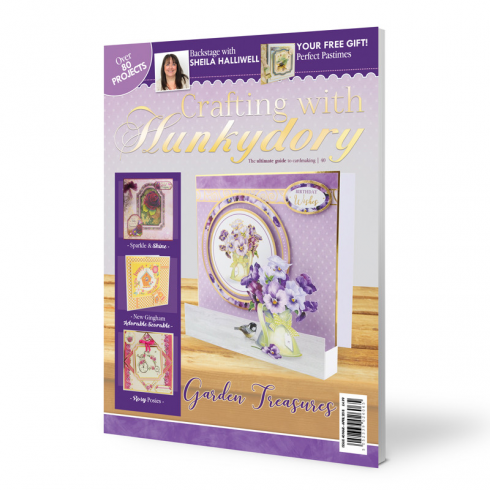 Hunkydory Crafting With Hunkydory Project Magazine - Issue 40