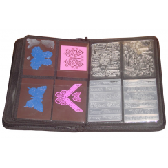 Crafts Too Embossing Folder and Stencil Storage Case