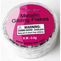 Crafts Too - Metallic Gilding Flakes