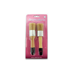 Crafts Too - Paint & Wax Brush (2 pcs)