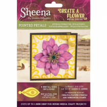 Sheena Create a Flower Metal Die - Pointed Petals