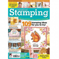 Creative Stamping 60 With FREE 35 Autumnal Treasures Stamps