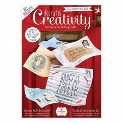 Docrafts Creativity Magazine - Issue 82 - May 2017