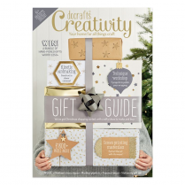 Docrafts Creativity Magazine - Issue 87 - October 2017