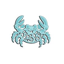 Sweet Dixie Cute Crab