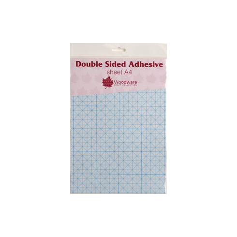 Woodware Dbl Sided Adhesive