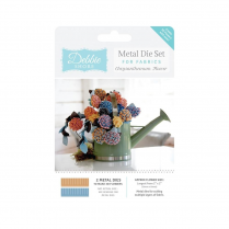 Debbie Shore Metal Die Set - Chrysanthemum Flower