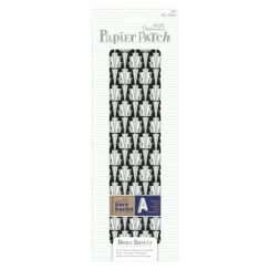 Papermania Deco Sheets (3pcs) - Papier Patch - Art Deco
