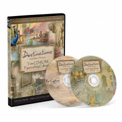 Crafters Companion Destinations Twin CD Rom