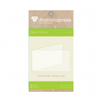 Diamond Press - Blank Folder refill size A