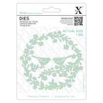 Docrafts Dies (1pc) - Bird Wreath