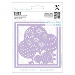 Docrafts Dies (2pcs) - Balloons