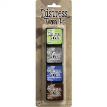 Ranger Distress Ink Minis Kit #14