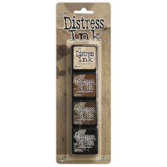 Ranger Distress Ink Minis Kit # 3