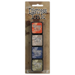 Ranger Distress Ink Minis Kit # 5
