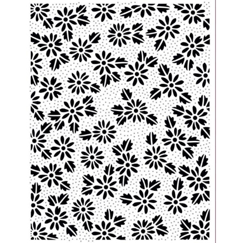 Creative Expressions Dotted Daisies
