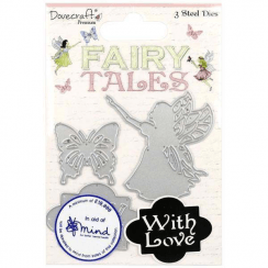 Dovecraft Premium Collection Die - Fairy Tales