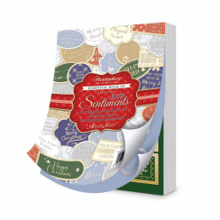 Hunkydory Essential Book of Christmas Sentiments 2018