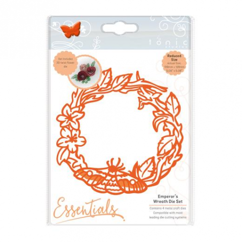 Tonic Studios Essentials - Beautiful Brambles - Emperors Wreath