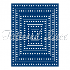 Essentials by Tattered Lace - Decorative Edge Rectangles