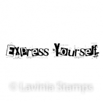 Lavinia Stamps Express Yourself