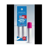 Stix 2 Fabric Glue Pen Refills (2 pack)
