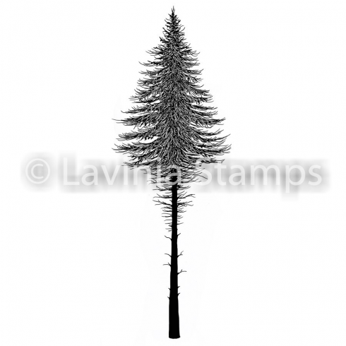 Lavinia Stamps Fairy Fir Tree 2 (Small)