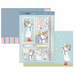 Hunkydory Feeling Under The Weather Topper Set