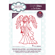 Creative Expressions Festive Collection 2018 Christmas Angel