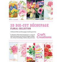 Craft Creations Floral Collection