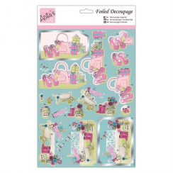 Anitas Foiled Decoupage - Girly Gifts
