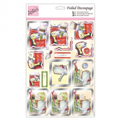 Anitas Foiled Decoupage - Tools