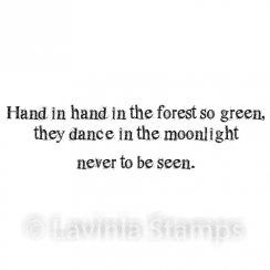 Lavinia Stamps Forest So Green
