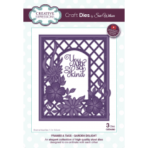 Sue Wilson Frames and Tags Collection Garden Delight