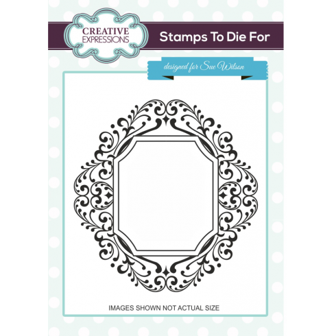 Sue Wilson Fretwork Frame