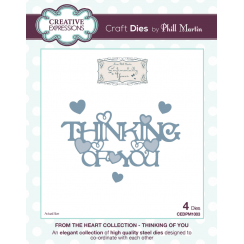 Phill Martin From the Heart Collection - Thinking Of You Die